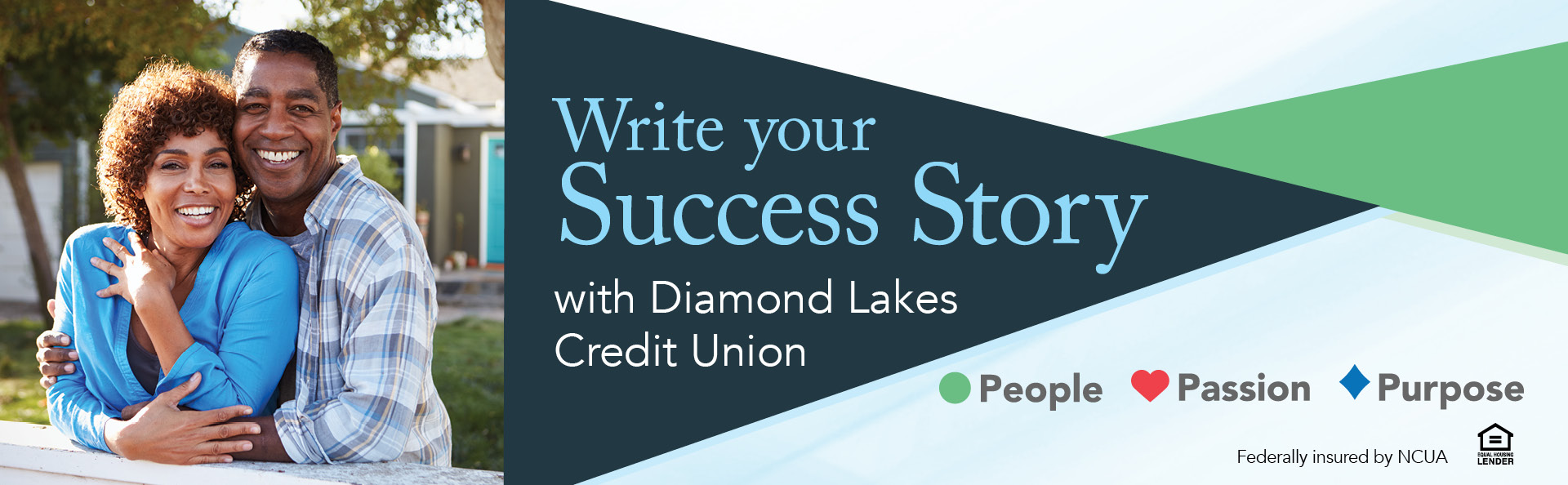 Write your success story with Diamond Lakes. Learn more.
